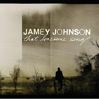 Jamey Johnson - That Lonesome Song [Vinyl] USA import