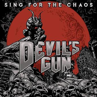 Sing For The Chaos [CD] USA import