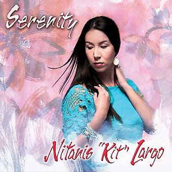 Kit Largo - Serenity [CD] Usa import