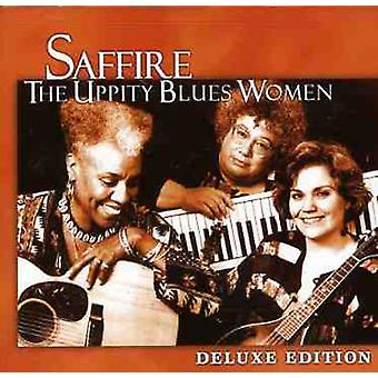 Saffire-Uppity Blues Women - Deluxe Edition [CD] USA import