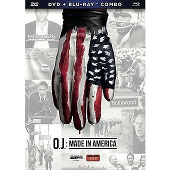 ESPN Films 30 for 30: Oj - Made in America [DVD] USA import