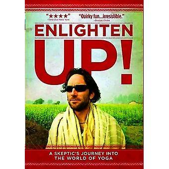 Enlighten Up [DVD] USA import