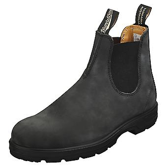 Blundstone 587 Mens Chelsea Boots in Black