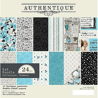 Authentique Glamour 6x6 pulgadas De papel Pad