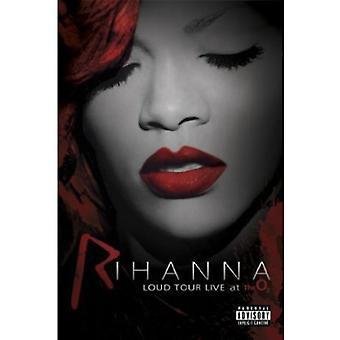 Rihanna - Rihanna Loud Tour Live at the 02 [DVD] USA import