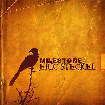 Eric Steckel - Milestone [CD] USA import