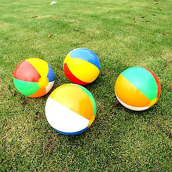 30cm Beach Ball Inflatable Sport Ball, Swimming Pool Water Balloons Kids