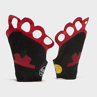 Ocun Crack Gloves Red