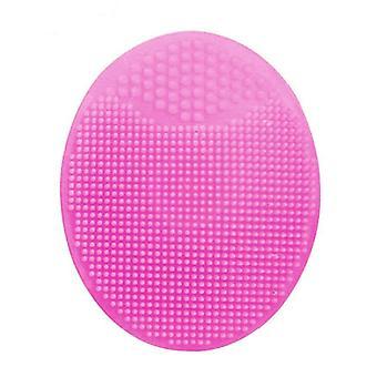 Süße silikon, Octopus Shape Massager - Deep Pore Exfoliator Face Cleaner