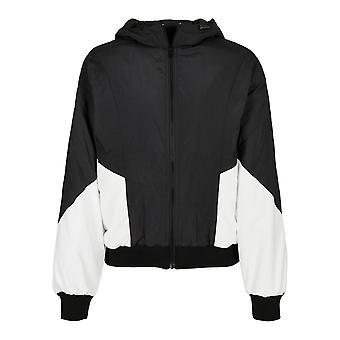 Urban Classics Women's Transition Jacket Padded 2-Tone Batwing