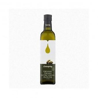 Clearspring - Organic Extra Virgin Olive Oil 500ml