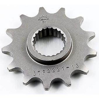 JT Sprocket JTF3221.13 Steel Front Sprocket 13 Tooth Fits Polaris
