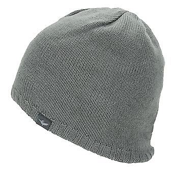 Sealskinz Waterproof Cold Weather Beanie - Grey