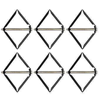 1-مجموعة جدار جبل التبديل مربع، أداة إصلاح لمفتاح مخبأة سرية، كاسيت