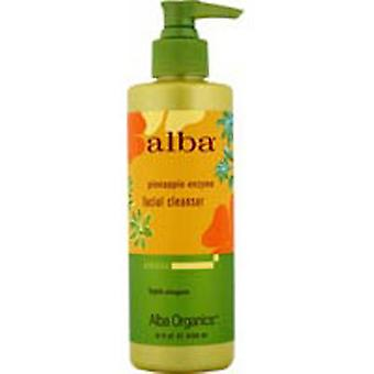 Alba Botanica Hawaiian Pineapple Enzyme Facial Cleanser, 8 oz