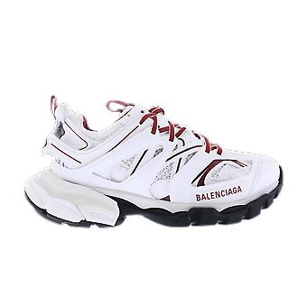 Balenciaga Fabric Sneaker Rubber Sole White 542436W3AD19066 shoe