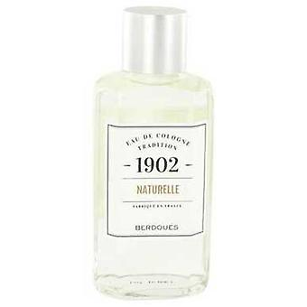 1902 Natural By Berdoues Eau De Cologne (unisex) 8.3 Oz (men) V728-513064