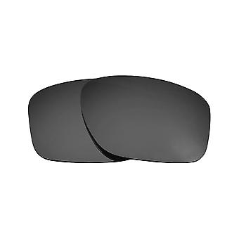 Replacement Lenses for Oakley Sliver Sunglasses Anti-Scratch Silver Mirror