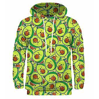 Mr Gugu Miss Go Kawaii Avokado hoodie