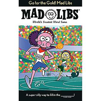 Go for the Gold! Mad Libs