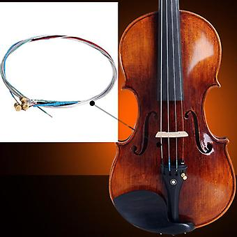 Violin Strings Musical Instrument Parts Accessories - Fiddle String Replacement