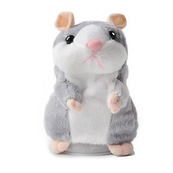 Walking, Nodding, Talking Electric Hamster Toy