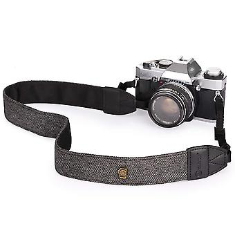 Tarion fotoaparát rameno krk popruh vintage pás pro všechny DSLR fotoaparát nikon canon sony Pentax klasické w wom41609