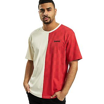 Dangerous Men's T-Shirt Leisure DNGRS Two Face Brand logo print Round neck Urban