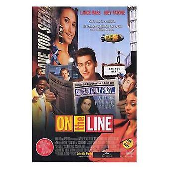 auf der Linie Movie Poster (11 x 17)