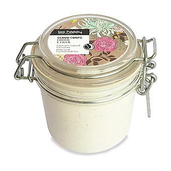 Coconut and lilac body scrub 200 ml