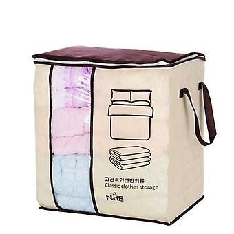 New Non-woven Portable Clothes Storage Bag Organizer Closet