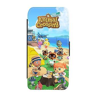 Animal Crossing New Horizons iPhone 12 Mini Plånboksfodral