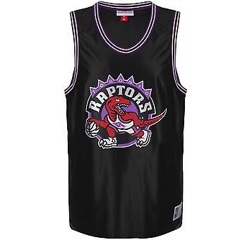 Mitchell & Ness Toronto Raptors Mens Vintage Dazzle Tank NBA Vest MSTKDF18015 RA