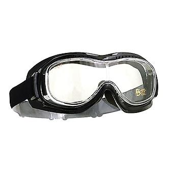 Goggles MK5 Vison Over Glasses Clear Less