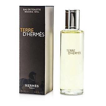 Terre D'Hermes Eau De Toilette Refill 125ml or 4.2oz