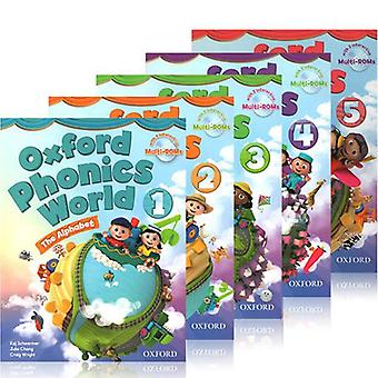Oxford Phonics English Reading Book