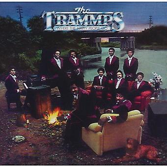 Trammps - Where the Happy People Go [CD] USA import