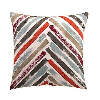 """Imperial Decorative Square Pillow 18"""" X 18"""", Intersection"""