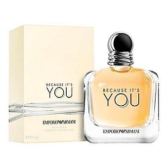 Giorgio Armani Because It's You Eau de parfum spray 150 ml