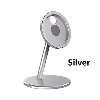 Bakeey magsafe uchwyt ładowarki do telefonu aluminiowy uchwyt stopu 360 ° obrót dla iPhone 12 serii magnetyczne bezprzewodowe szybkie ładowanie stojak