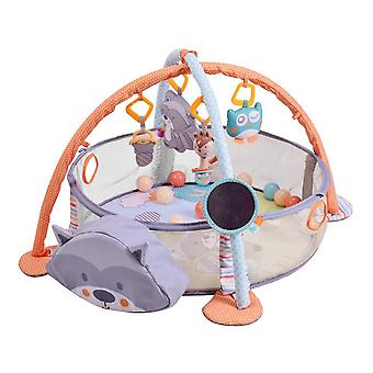 Ladida Babygym Raccoon Gym and Ball Pit