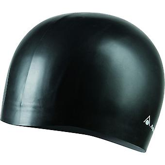 Aqua Sphere Black Volume Long Hair Swim Cap