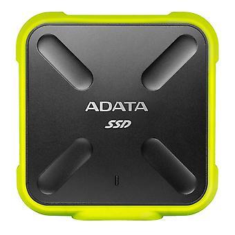 Adata sd700 256GB holdbare eksterne 3d nand solid state drev, ip68 støvtæt vandtæt, militær-gr wof14377