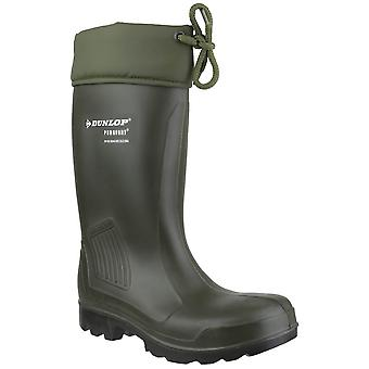Dunlop thermoflex insulated safety wellies womens