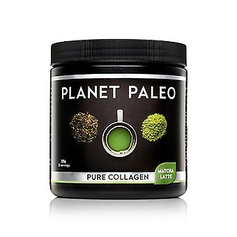 Planet Paleo Pure Collagen Matcha Latte 225g (PP1034)