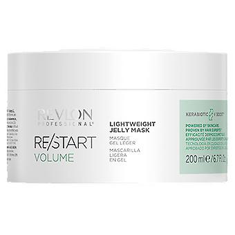 Revlon Re Start Volume Mascarilla de Jalea ligera
