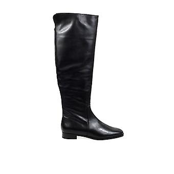 Roberto Festa Katmandu Black Leather High Boot