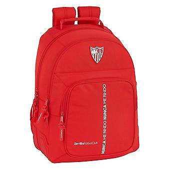School Bag Sevilla Fútbol Club Red