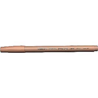 Uchida Brush Marker Pen - Rose Wood
