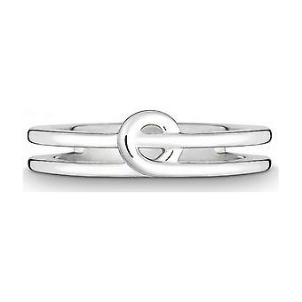 QUINN - Ring - Damen - Silber 925 - Weite 56 - 220866